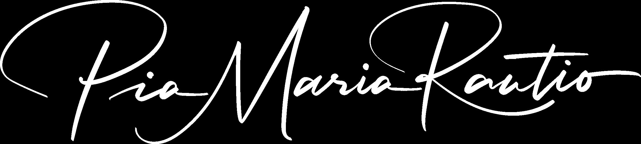 Pia Maria Rautio